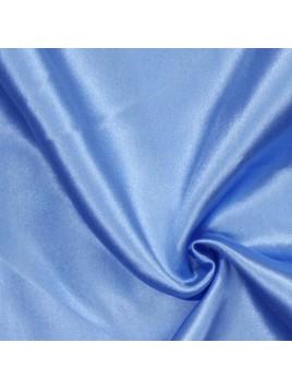 Satin Uni Bleu Ciel