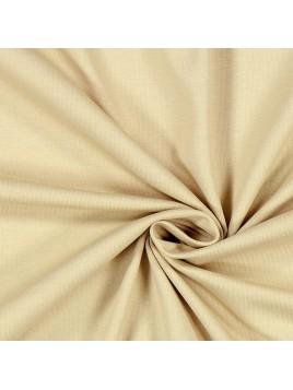 Jersey Coton Uni Écru