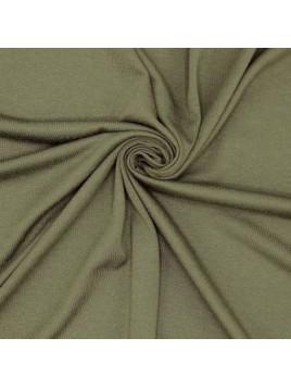 Jersey Viscose Polyester Kaki
