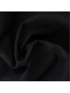 Lin d'Habillement Noir